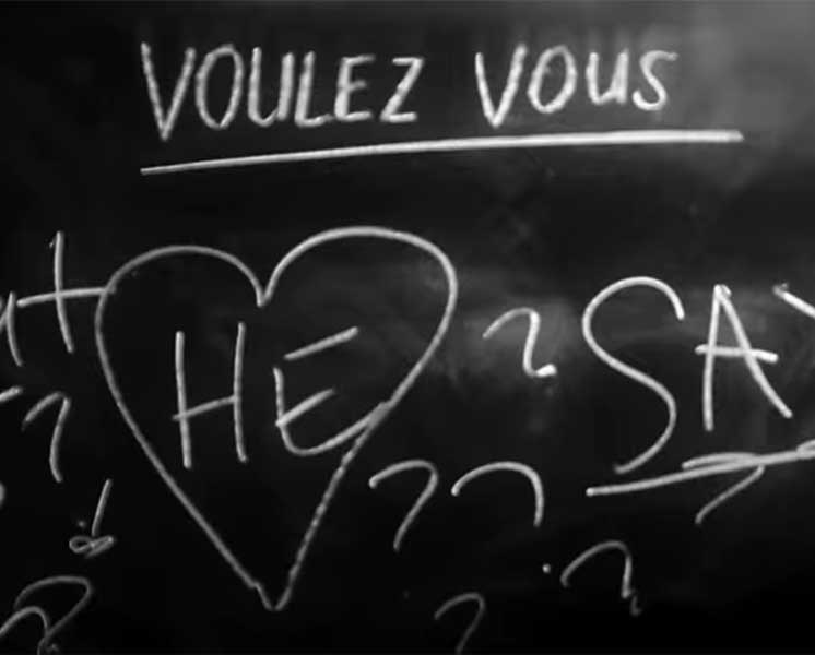 Voulez Vous (official lyric video)